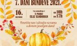 "U subotu Jesenji festival ""7. Dani bundeve 2021"""